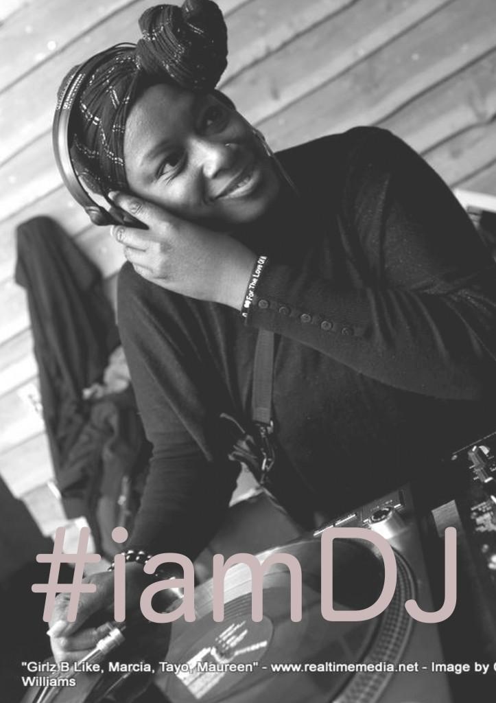 #iamDJmarciaCARRportrait