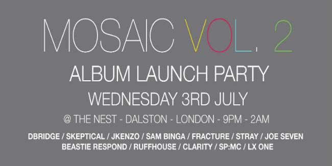 REVIEW: Exit Records presents Mosaic Vol. 2 Album Launch