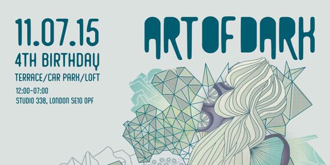 Win 2 tickets to Art of Dark w/ Rhadoo, Onur Ozer, Brawther & more!
