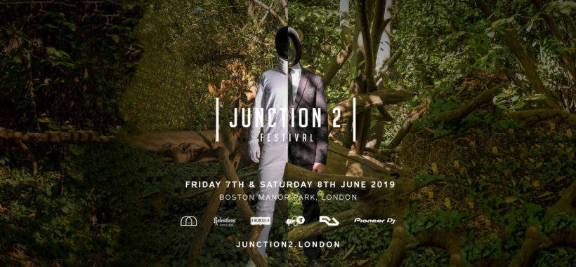 Preview: Junction 2 2019