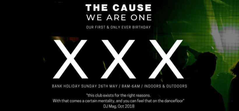 Preview: The Cause 1st Birthday