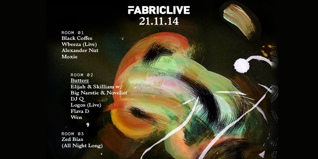 Win 2 tickets to see Black Coffee, Butterz, Zed Bias & more @ fabric this Friday!