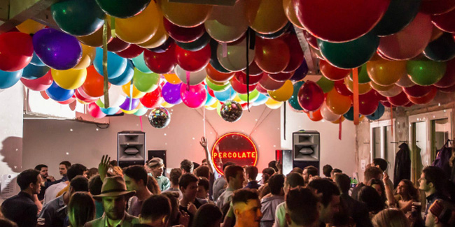 Moodymann, Levon Vincent, Andrés and Jeremy Underground all announced as part of the Percolate season